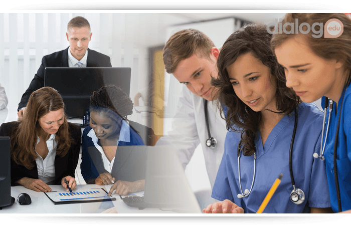 Highlighting the benefits of switching to online training for healthcare professionals and organizations.