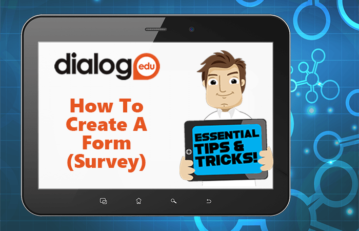 Tips and Tricks – How To Create A Form