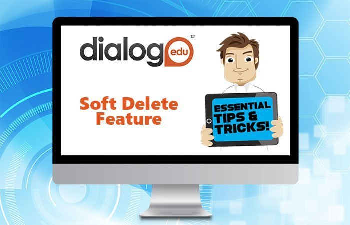 Tips and Tricks – Soft Delete Feature