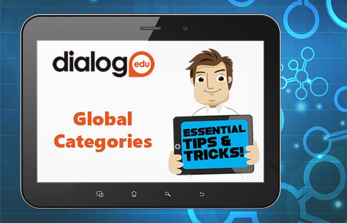dialogEDU Global Categories