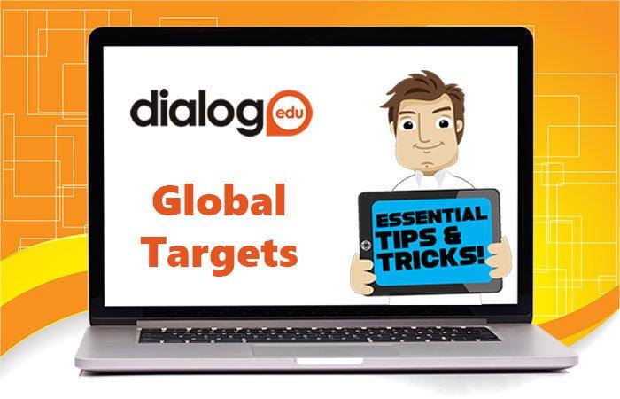 Dicas e truques - metas globais
