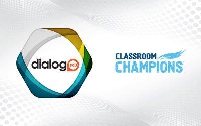 Classroom Champions selecciona dialogEDU